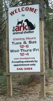 The Ark Animal Shelter, Cherryfield Maine